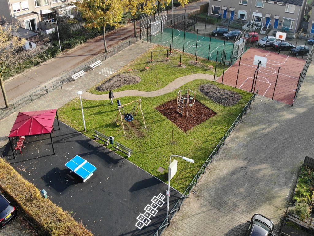 Herinrichting openbare ruimte 1